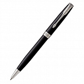 Шариковая ручка Essential Matte Black CT Parker Sonnet