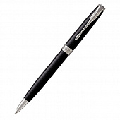 Шариковая ручка Essential Black Lacquer CT Parker Sonnet